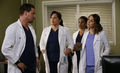 Watch Grey's Anatomy Online: Season 12 Episode 10