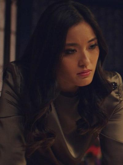 Zhilan talking to Kerwin - Kung Fu Season 1 Episode 9