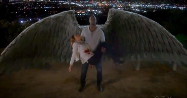 Let's Go Home - Lucifer Season 3 Episode 23