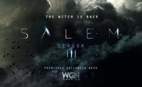 "Salem Season 3 Teaser: ""The Witching Hour"""