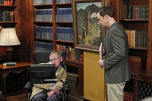 Stephen Hawking on The Big Bang Theory