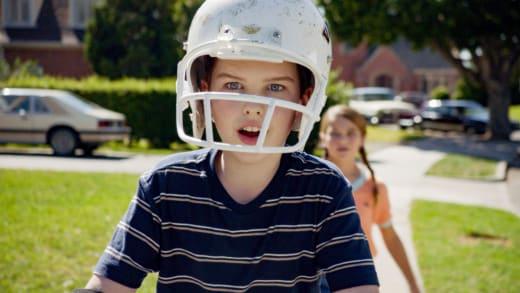 Without Training Wheels - Young Sheldon