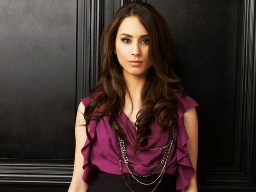 Spencer Hastings Photograph