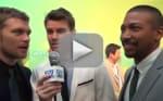Charles Michael Davis, Daniel Gillies and Joseph Morgan Interview