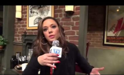EXCLUSIVE: Leah Remini on Joining The Exes, DWTS & King Of Queens