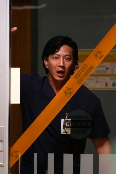 Dr. Park  - The Good Doctor Season 2 Episode 11