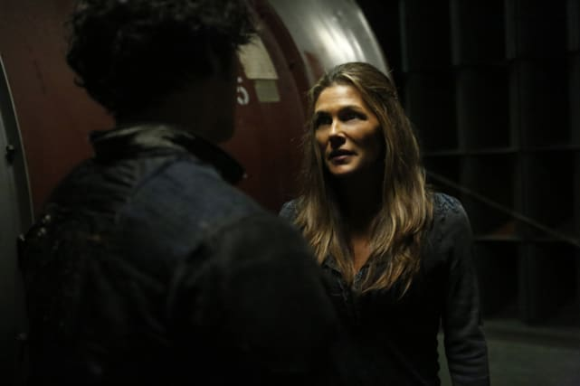 Abby — The 100 Season 4 Episode 11