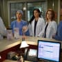 Awkward Alert! - Grey's Anatomy Season 13 Episode 14