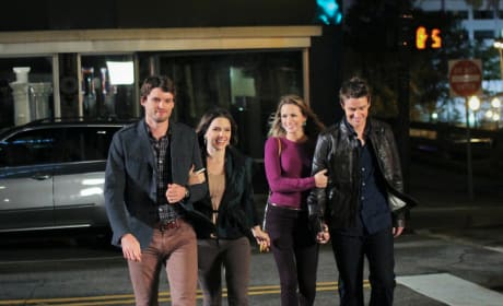 One Tree Hill Finale Photo
