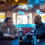 Wednesday and Shadow - American Gods Season 2 Episode 4