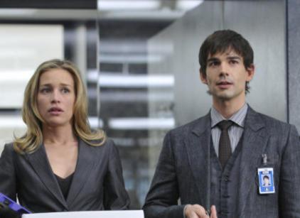 Watch Covert Affairs Season 1 Episode 2 Online