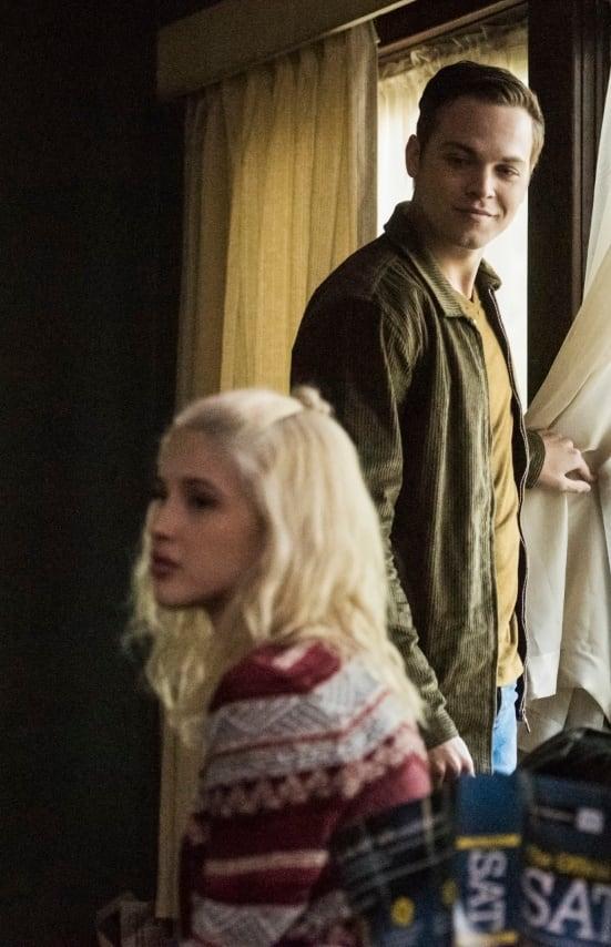 Sharing Knowledge - Supernatural Season 14 Episode 16