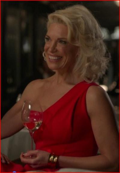 Rebecca on a date - Ted Lasso Season 2 Episode 1
