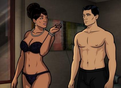 Watch Archer Season 6 Episode 10 Online