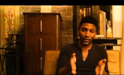 Yusuf Gatewood Previews The Originals Season 3, Dark Magic!