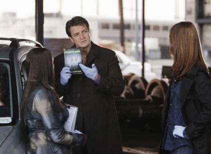 Watch Castle Season 3 Episode 9 Online