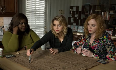 A Plan- Good Girls Season 1 Episode 10