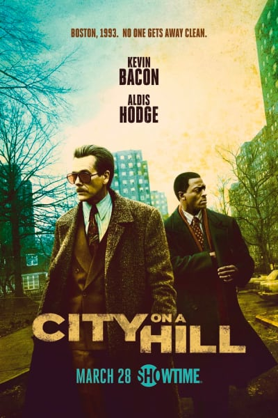 City on a Hill Season 2 Poster