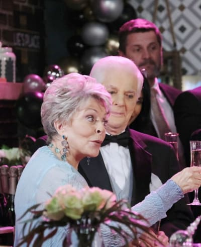 (TALL) Crashing The New Years' Eve Party - Days of Our Lives