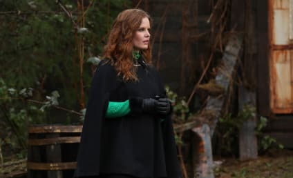Rebecca Mader Confirms Once Upon a Time Return!!!