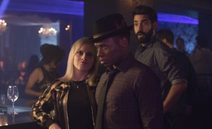 iZombie Photo Preview: Ain't Nobody Fresher Than My Clique!