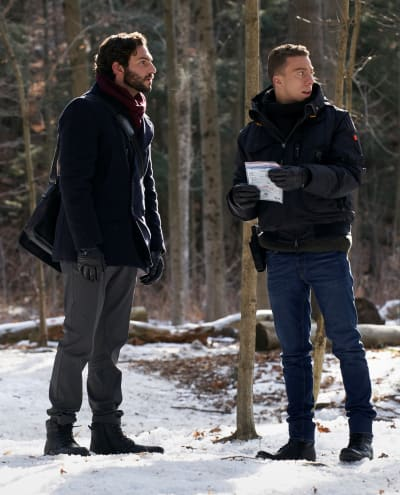 The Hardy Boys - tall - In The Dark Season 3 Episode 1