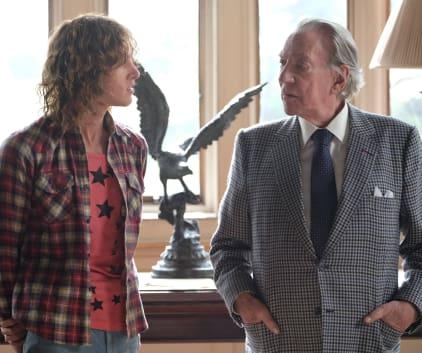 J. Paul Getty and his Grandson - Trust Season 1 Episode 1