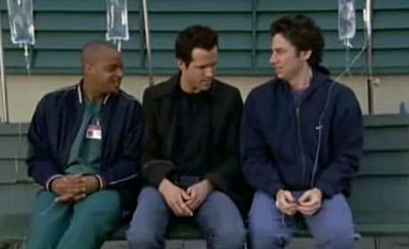 Ryan Reynolds on Scrubs