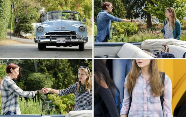 Road trip supergirl season 3 episode 6