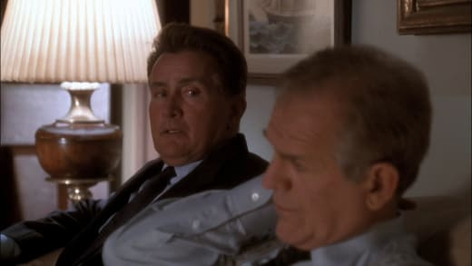 You Make My Neck Hurt - The West Wing Season 1 Episode 8