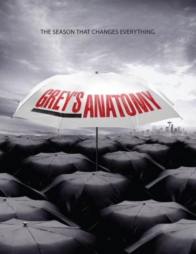 Grey's Anatomy Season 6 Poster