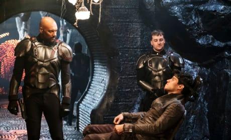 Black Zero Leader - Krypton