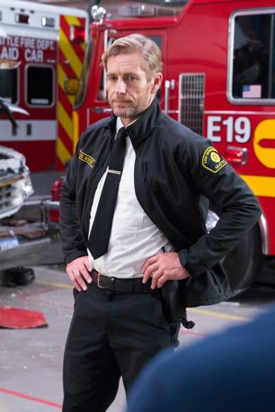 Ripley - Station 19 Season 2 Episode 11