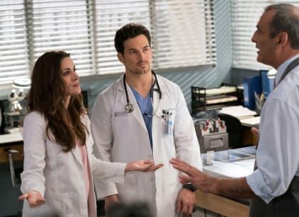 Watch Grey's Anatomy Season 15 Episode 17 Online