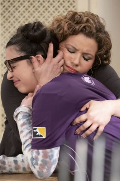 Hugging It Out - One Day At A Time Season 4 Episode 2