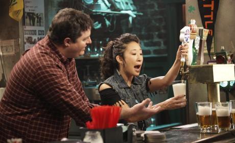 Cristina and Joe