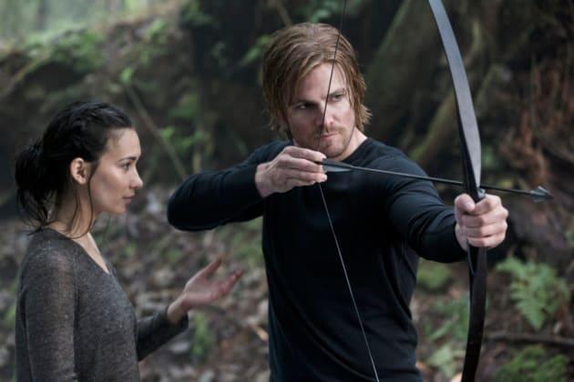 Oliver Takes Aim