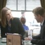 Brennan and Booth Discuss Their Current Case - Bones Season 10 Episode 7