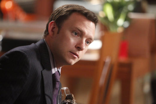 Nate Corddry on Harry's Law