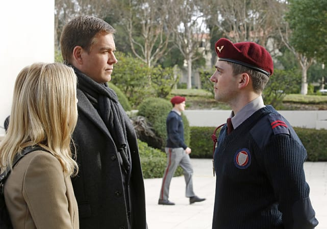 """It's your past, Tony. And it's a good one."" NCIS"