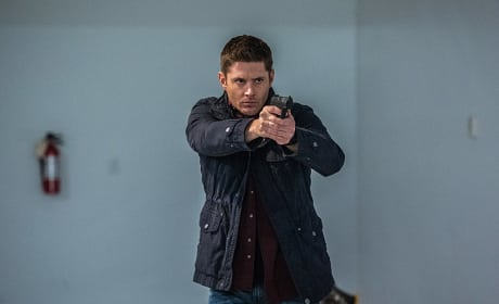 Dean makes a move - Supernatural Season 12 Episode 5