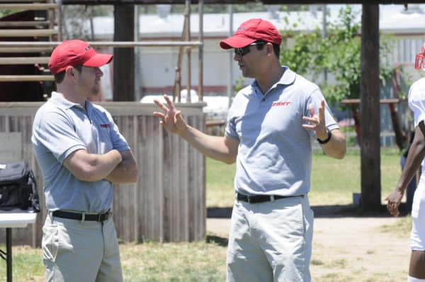 Coaches Riggins and Taylor Picture