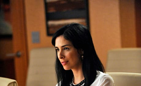 Sarah Silverman on The Good Wife