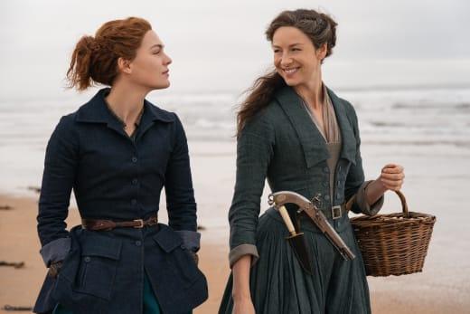 Mother Daughter Day - Outlander Season 5 Episode 10