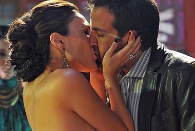 Victory Kisses Rodrigo Close Up