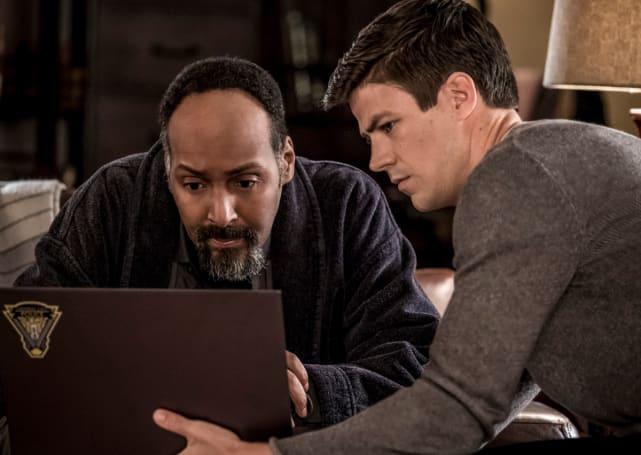Interesting - The Flash Season 5 Episode 1