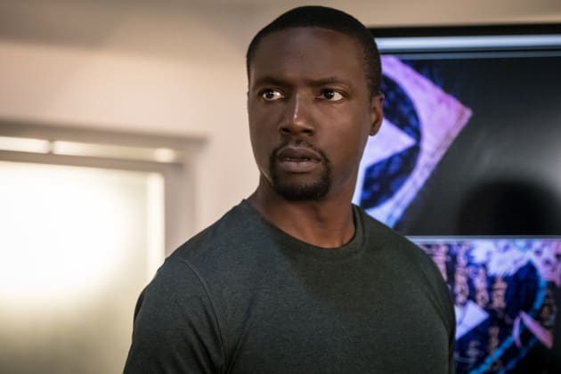 Reade Worries - Blindspot Season 3 Episode 3