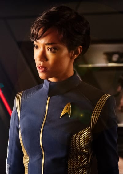 Burnham - Star Trek: Discovery Season 1 Episode 1