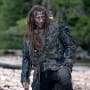 Roan Looking Fearsome - The 100 Season 3 Episode 2