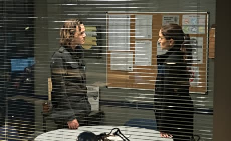 Katie Confronts Bram - Colony Season 3 Episode 13